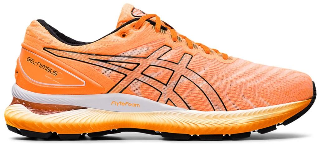 men's asics nimbus gel 22 running shoe