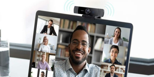 Aukey Webcam w/ Noise-Reducing Mic Only $29.74 Shipped on Amazon (Regularly $60)