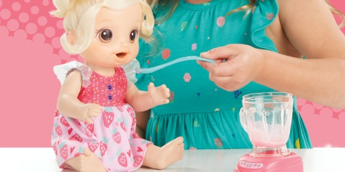 Baby Alive Mixer Doll w/ Accessories Only $14.97 on Amazon (Regularly $25)