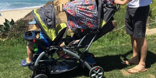 Baby Trend Sit N Stand Plus Double Stroller Only $99.99 Shipped on Walmart.com (Regularly $200)