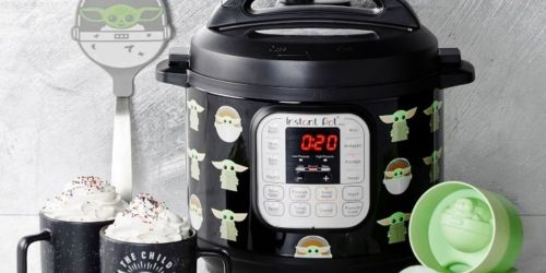 Star Wars The Child Instant Pot Duo 6-Qt Pressure Cooker Only $69.98 (Regularly $100)