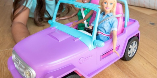 Barbie Off-Road Vehicle Only $13.56 on Walmart.com (Regularly $20)