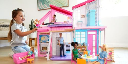 Barbie Malibu Playhouse Only $49 Shipped on Walmart.com (Regularly $100) | Cyber Monday Deal