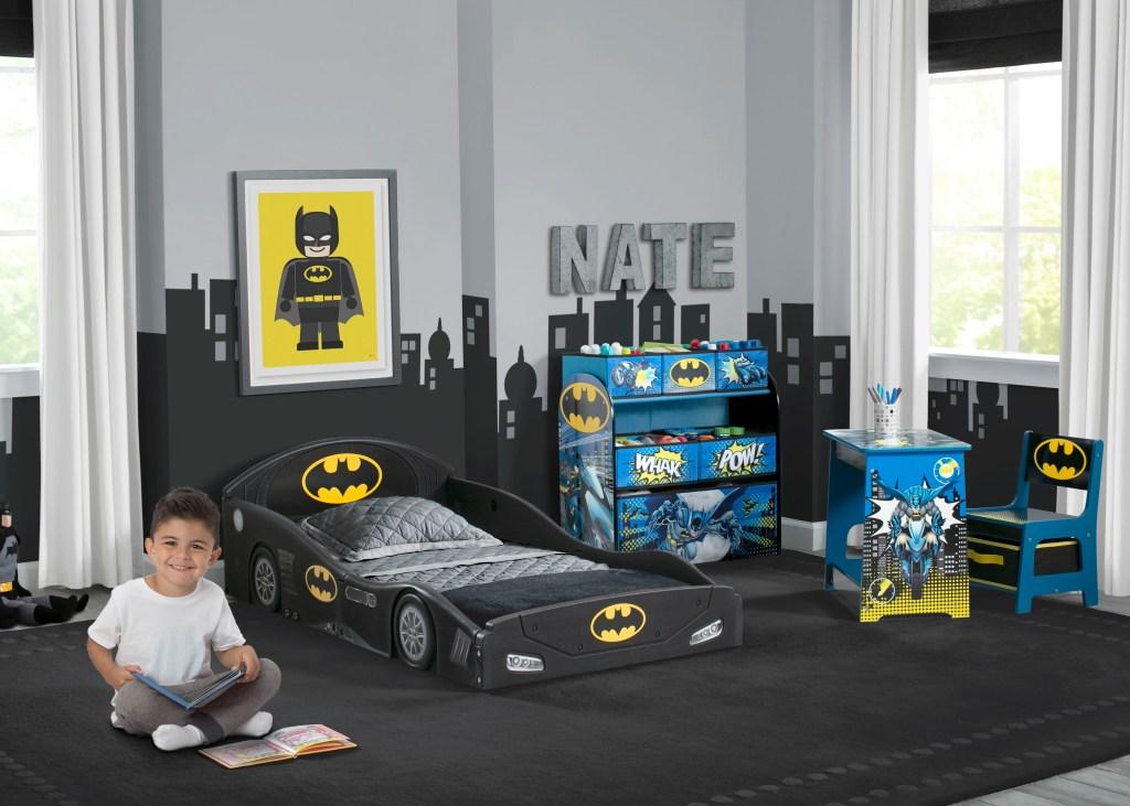 Batman Delta Toddler Set