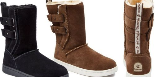 Bearpaw Women's Suede Boots Only $39.99 on Zulily.com (Regularly $100)