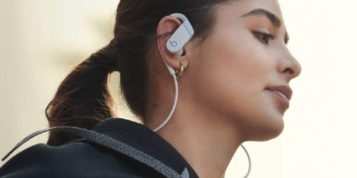 Beats Powerbeats3 Bluetooth Earphones w/ Mic Only $49.99 Shipped on Staples.com (Regularly $180)