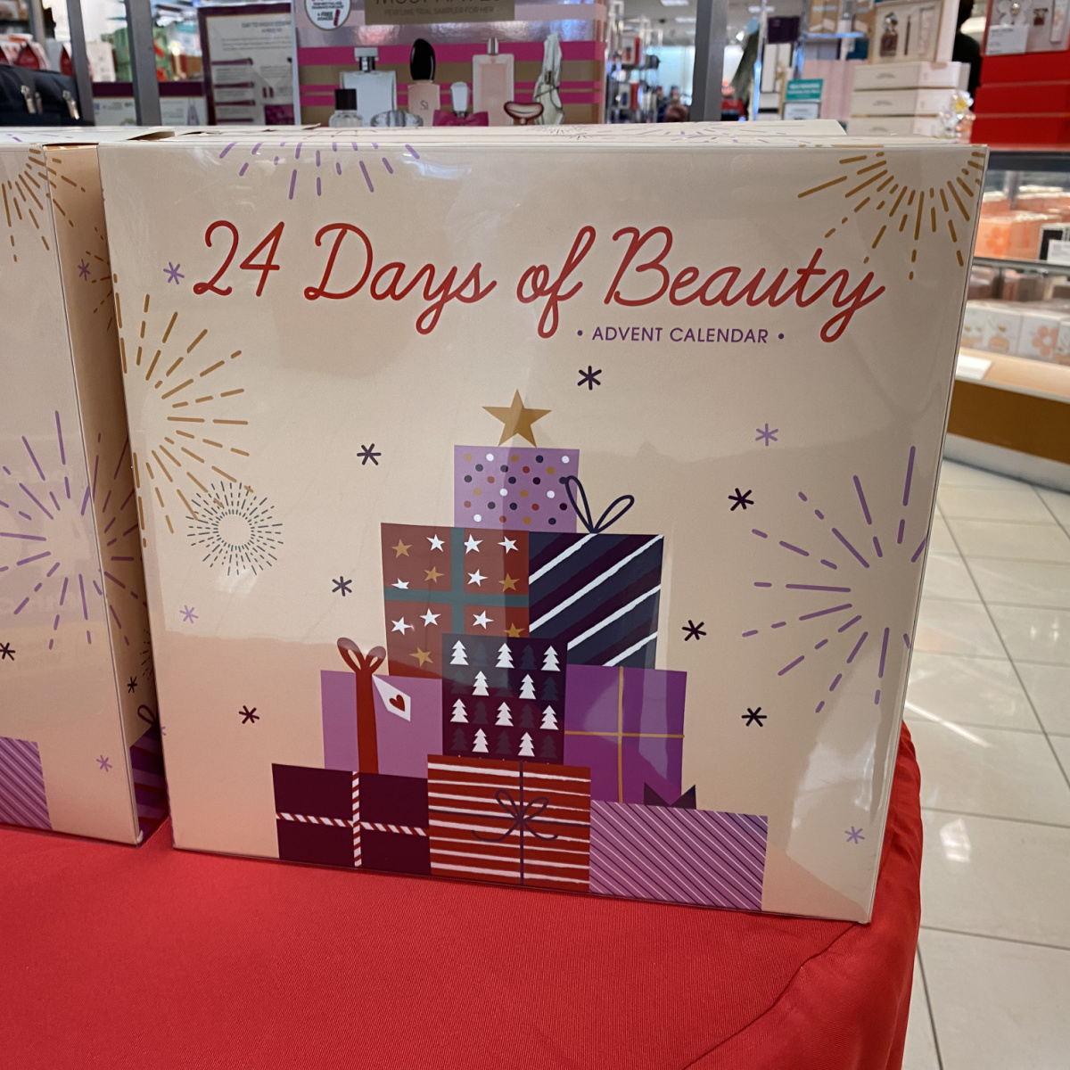 Belk 24 Days of Beauty