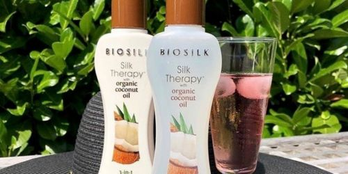 BioSilk Hair Care Gift Sets from $9.99 on JCPenney.com (Regularly $20+)