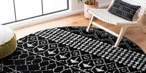 Up to 75% Off Safavieh Area Rugs + Free Shipping