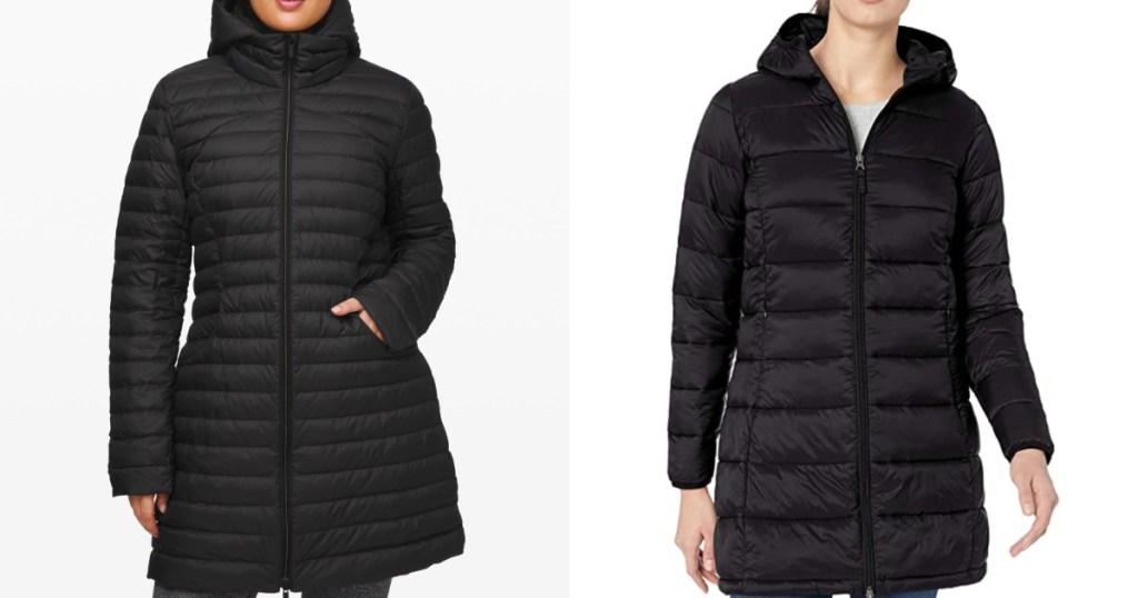 lululemon jacket dupe