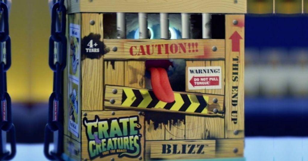 Buat Creatures Blizz Toy