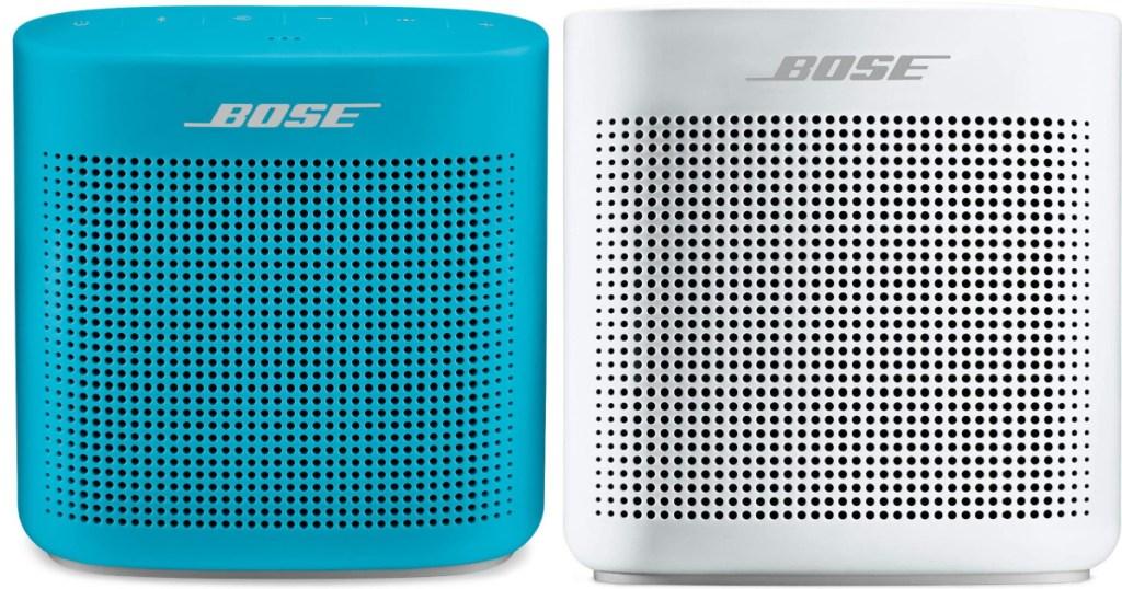 2 Bose SoundLink Color Portable Bluetooth Speakers II