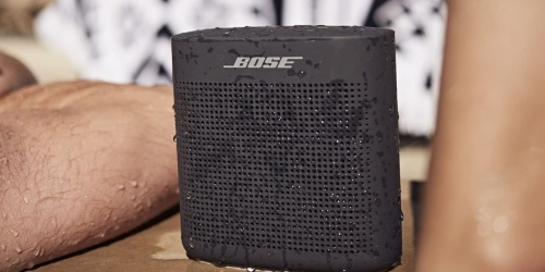 Bose Wireless Bluetooth Speaker Only $79.99 Shipped on Target.com (Regularly $130) | Black Friday Deal