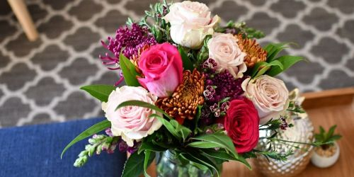The Bouqs Co. Farm Fresh Flowers is Offering 30% Off + Free Shipping w/ Subscription (It's the Gift That Keeps on Giving!)