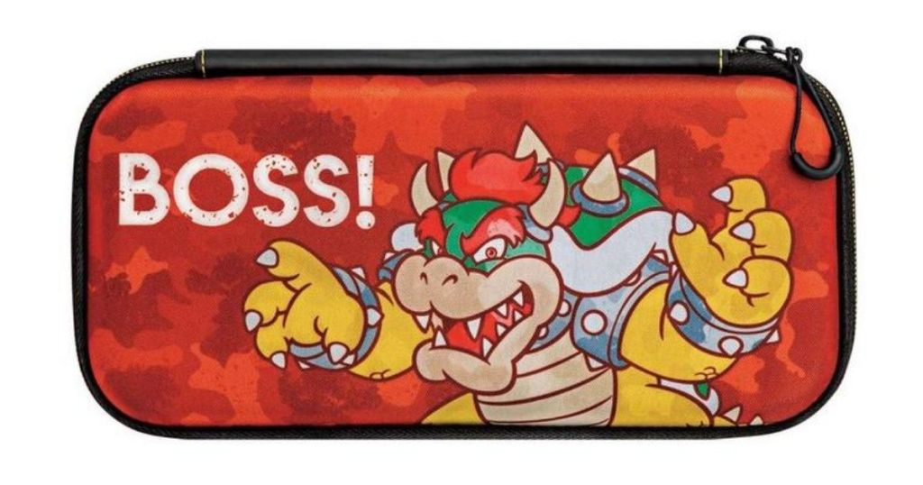 Bowser Slim Case for Nintendo Switch