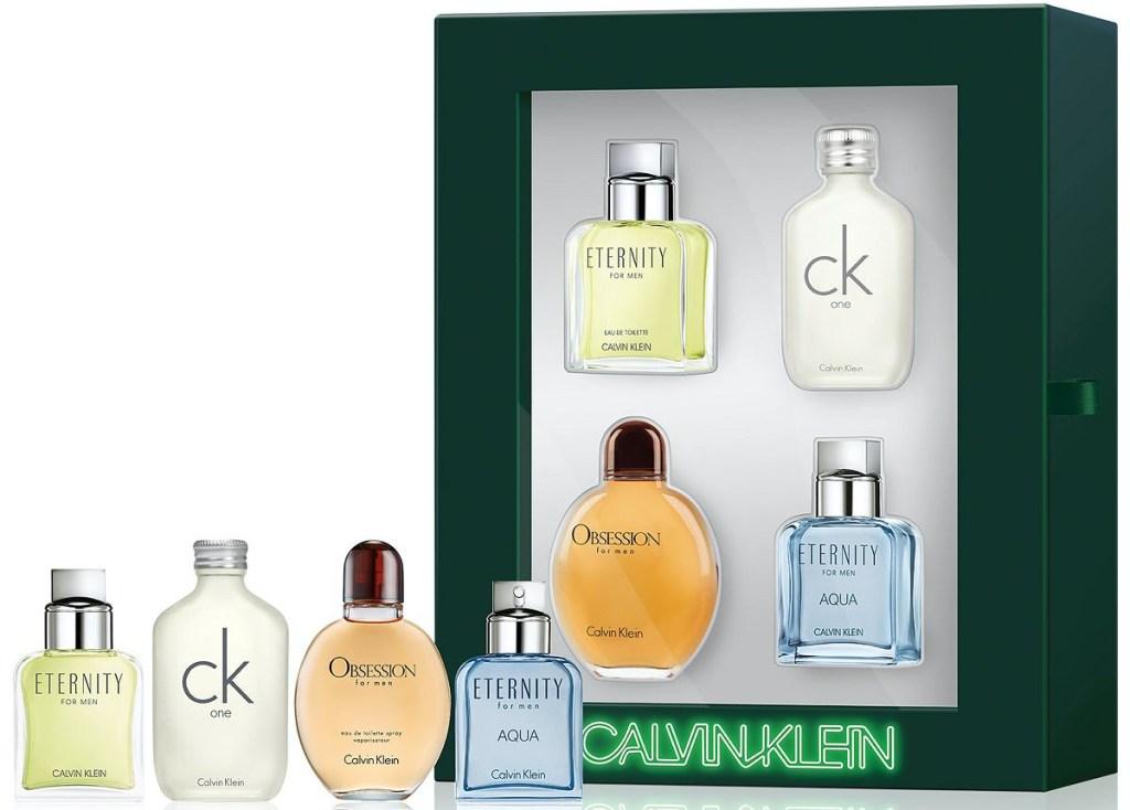 men's 4-piece fragrance gift set