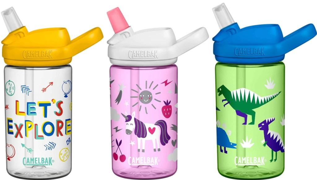 CamelBak Kids Water bottles