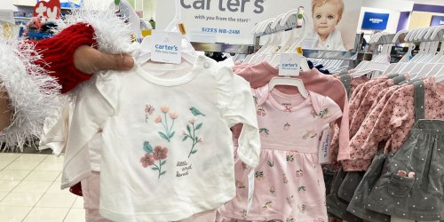 Carter's Baby Sets from $8.44 on JCPenney.com (Regularly $22+) + Up to 60% Off All Carter's Apparel