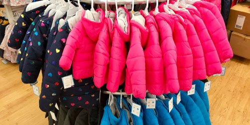 Up to 70% Off Carters & OshKosh Kids Snow Gear on Zulily