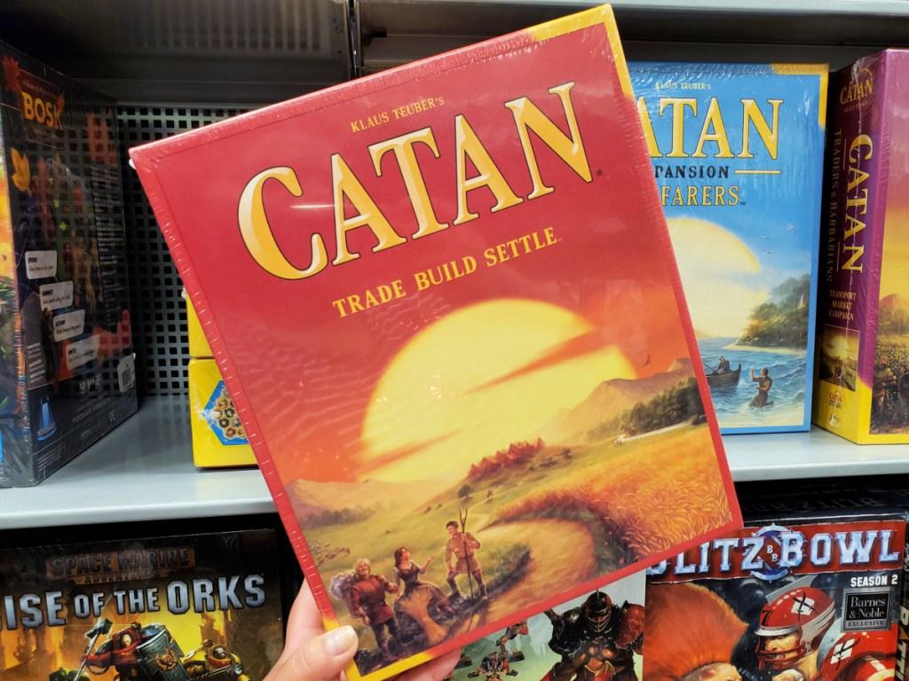 Catan The Board Game