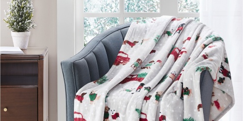 Charter Club Cozy Plush Throws Only $9.99 on Macys.com (Regularly $50) | Great Gift Ideas!