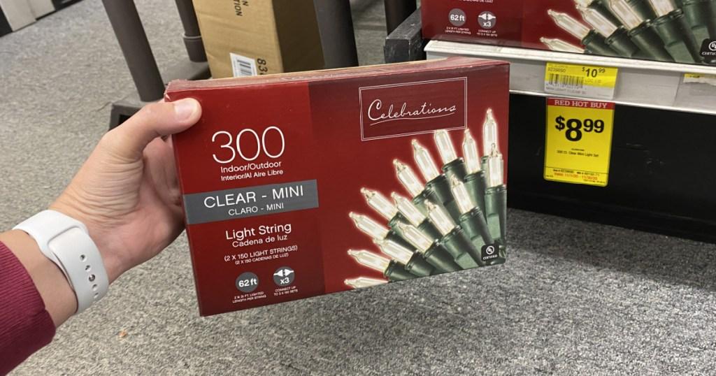 Christmas Lights Ace Hardware