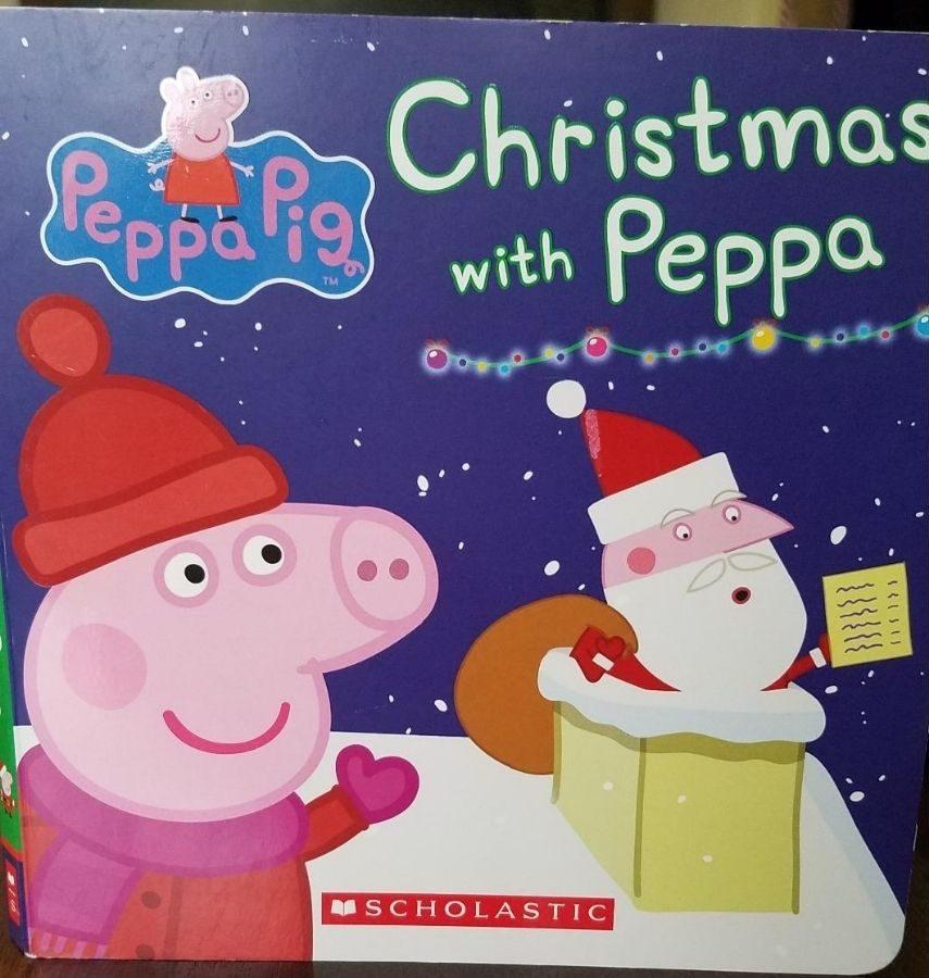 Buku Natal Peppa