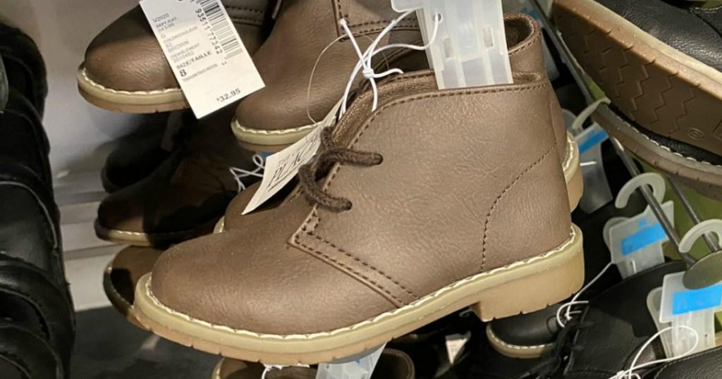 Chukka Boots for Boys