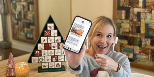 Get the HOTTEST Black Friday 2021 Deals Sent to Your Phone!
