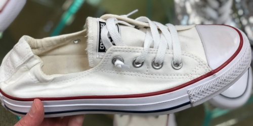 Up to 60% Off Converse Sneakers for the Family + Free Shipping