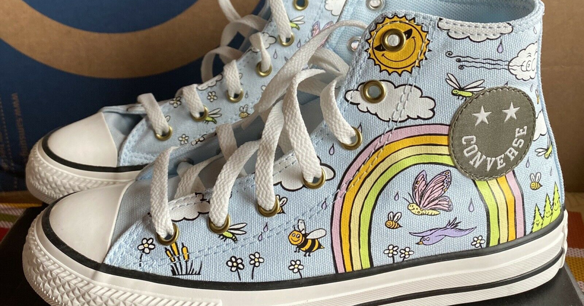 Converse Sneakers for the Family from