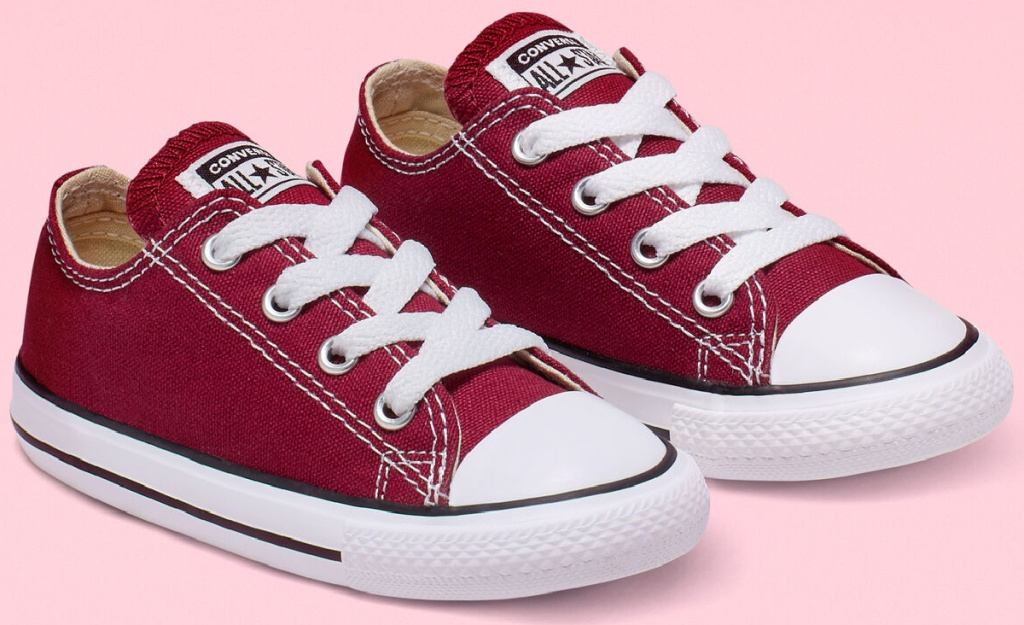 Converse Toddler Colors Chuck Taylor All Star Sneakers