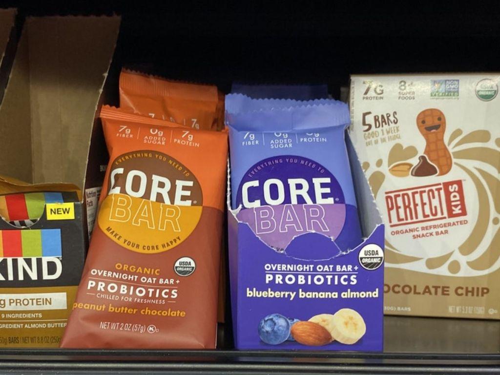 Core Bars at Target