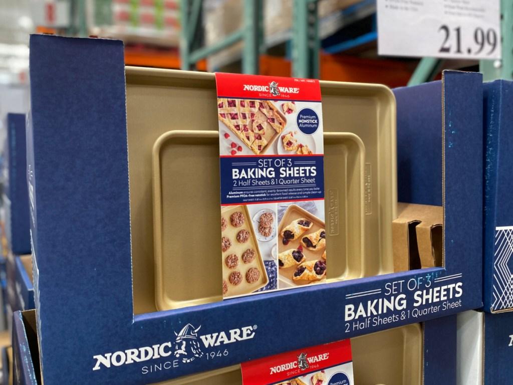 nordic ware 3 pan set