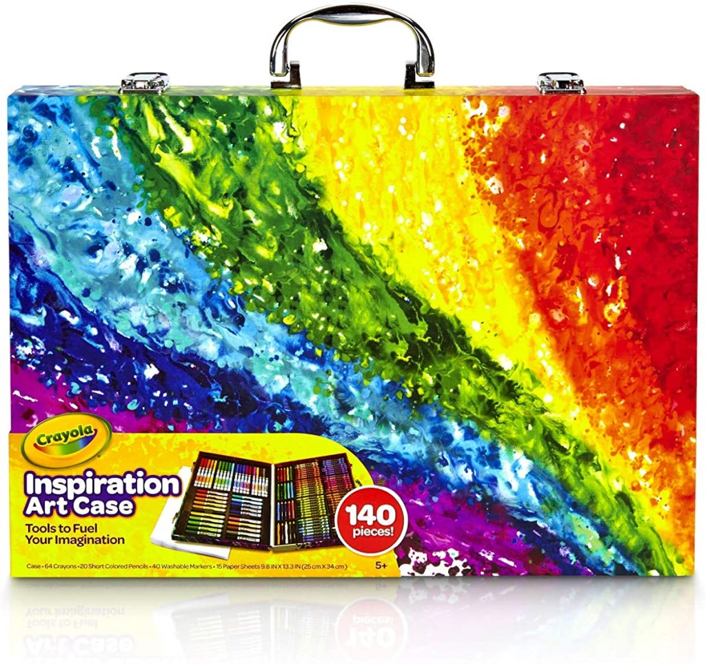 Crayola Art Case