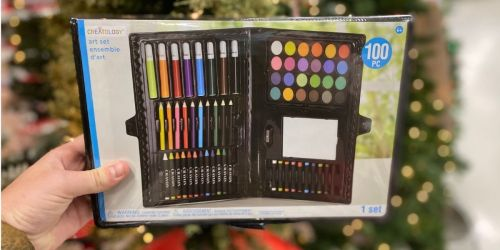 Creatology 100-Piece Art Set Only $2.99 at Michaels | Shop Early Black Friday Deals NOW!