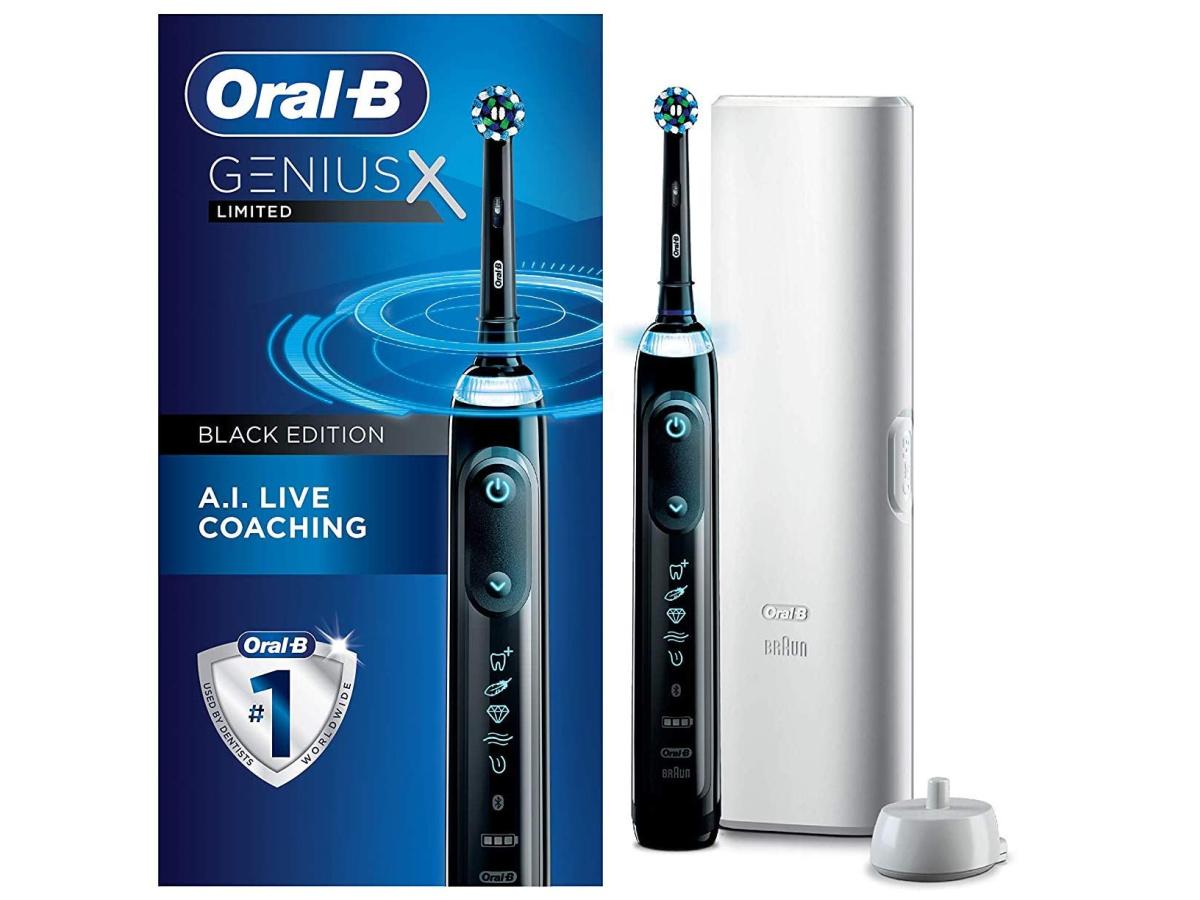 Oral-B Genius X Electric Toothbrush on Amazon