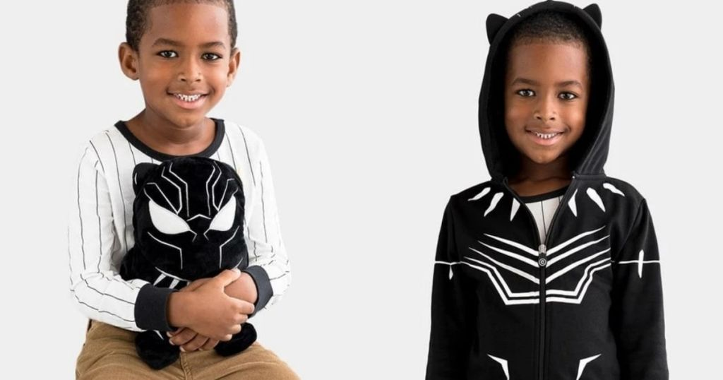 Cubcoats Black Panther