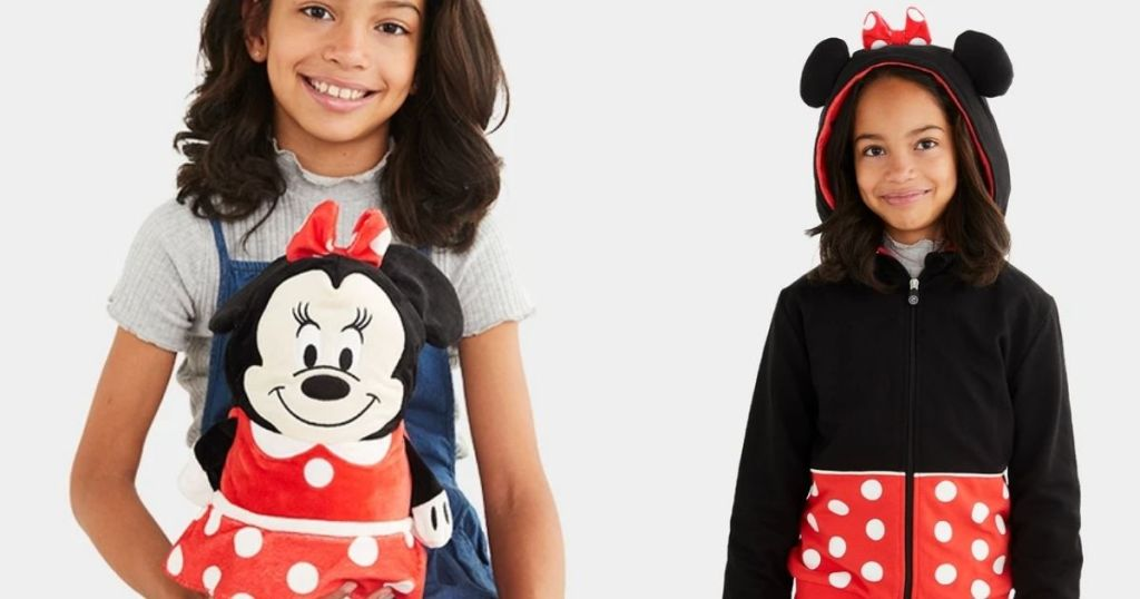 Cubcoats Minnie Mouse