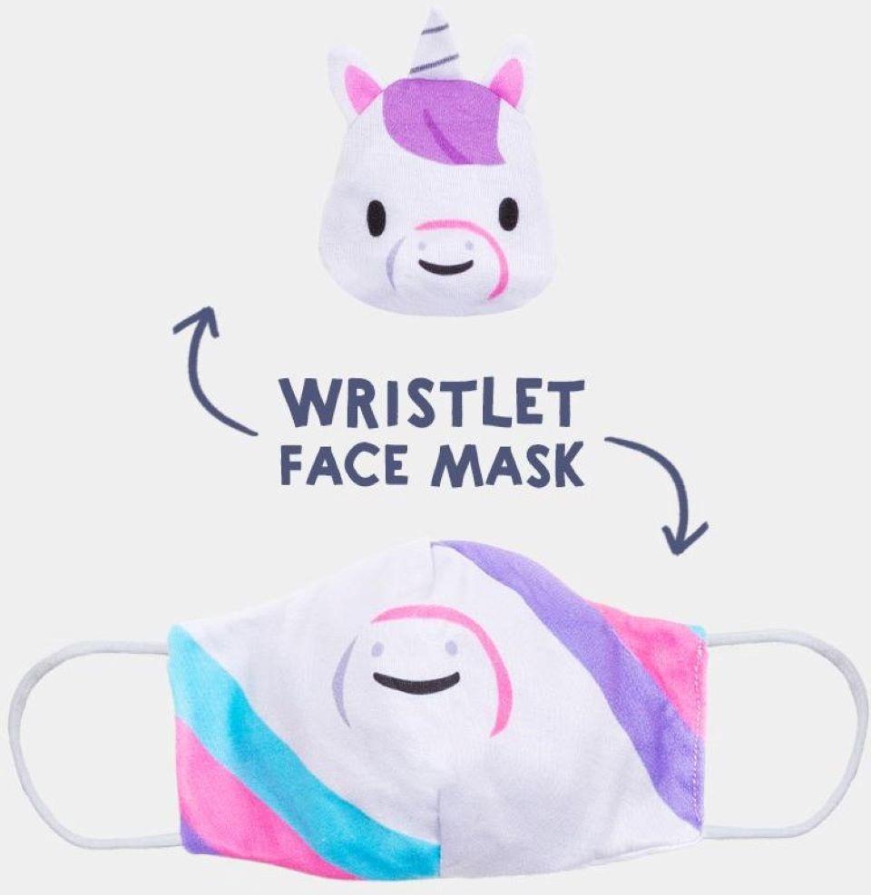 Cubcoats Wristlet Mask