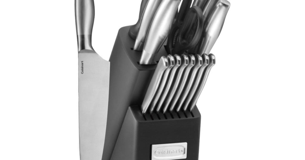 cuisinart knives set