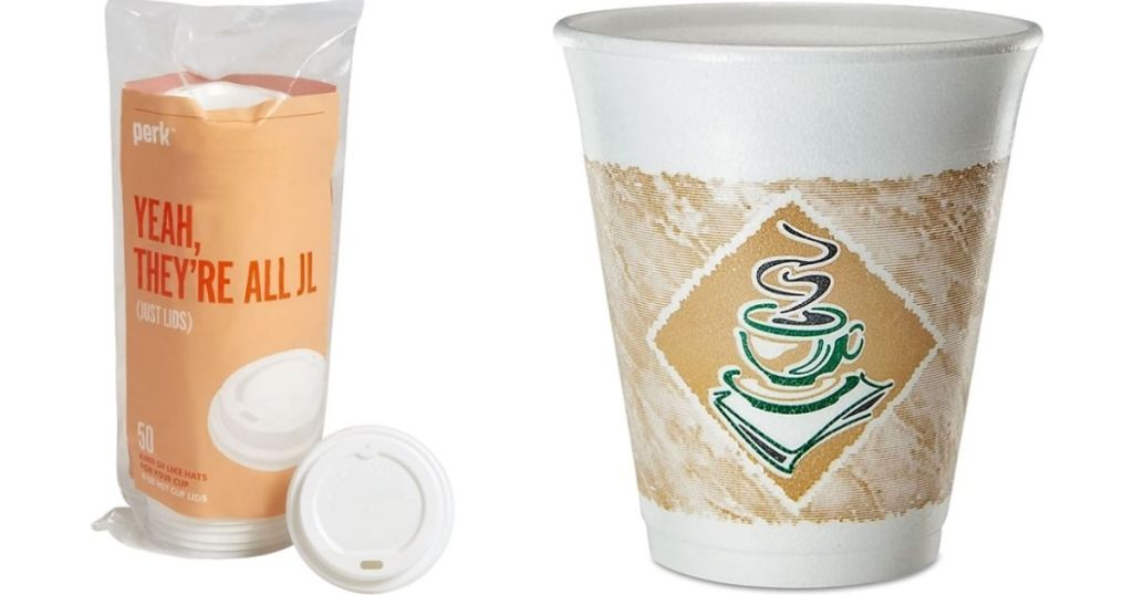 Cup Lids and Cup