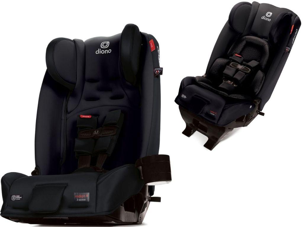 Diono RXT Black Jet Car Seat