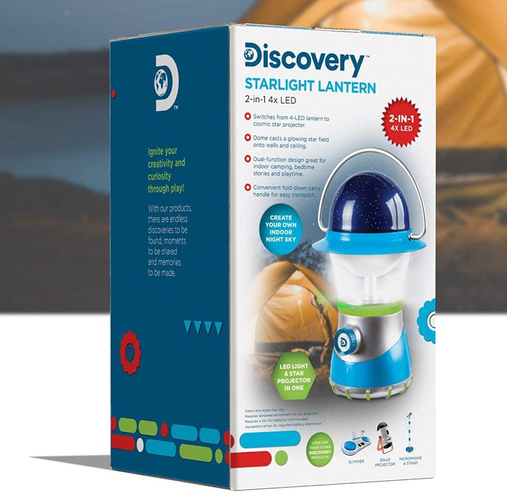 Discovery Starlight Lantern box