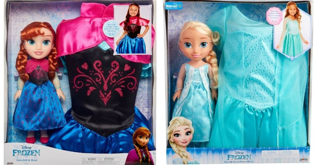 Disney Elsa and Anna Sets