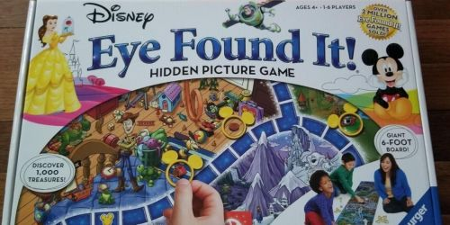 50% Off Board & Card Games on Kohl's | Disney, Harry Potter & More