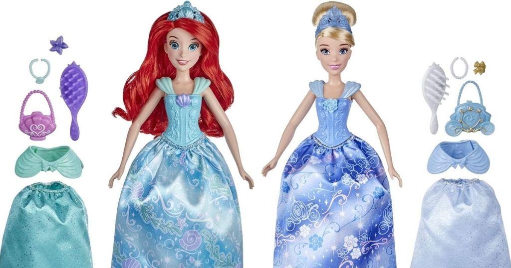 Disney Fashion Surprise Dolls