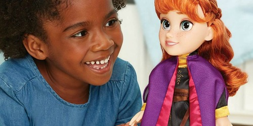 Disney Frozen 2 Anna Doll Just $12.99 on Amazon (Regularly $25)