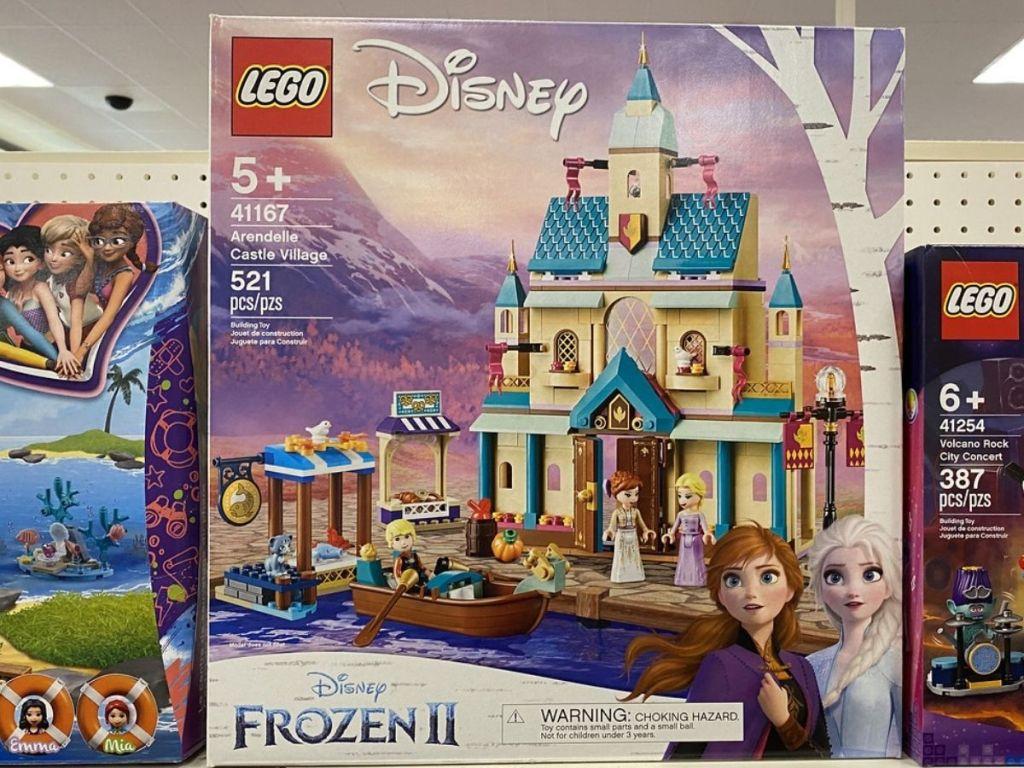 Disney Frozen 2 Lego Arendelle Castle