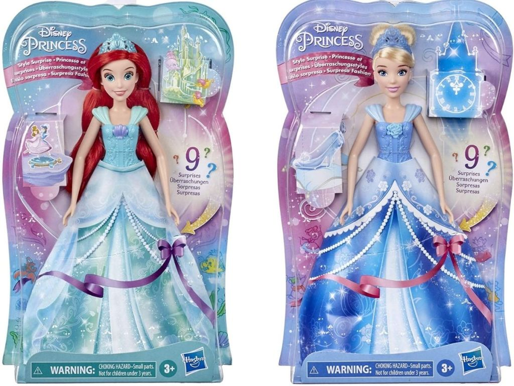 Disney Princess Style Surprise